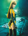 Malin Akerman, Watchmen,  10x 8 picture. This is an original autograph and not a copy. 10328